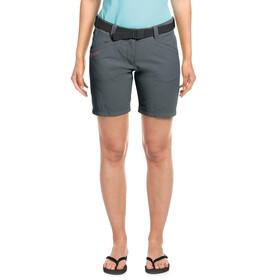Maier Sports Lulaka Bermuda Shorts Mujer, graphite